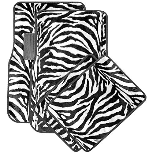 Top 9 Zebra Print Floor Mats - Automotive Floor Mats