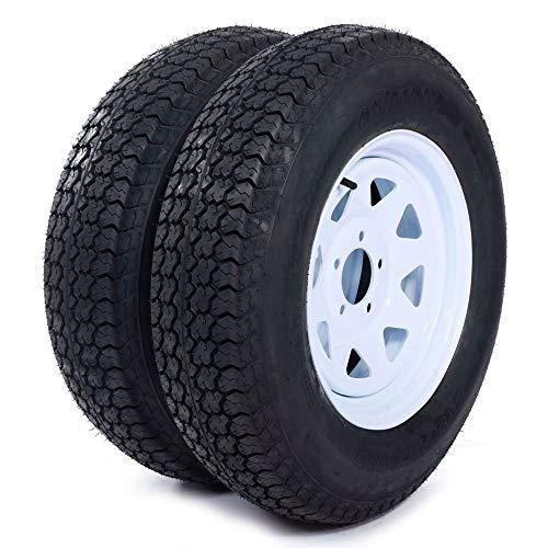 Top 9 Wheels. and Tires - Trailer Tire & Wheel Assemblies