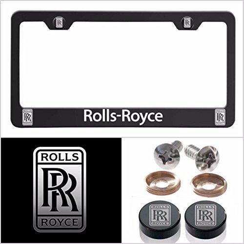 Top 10 Rolls Royce License Plate Frame - License Plate Frames