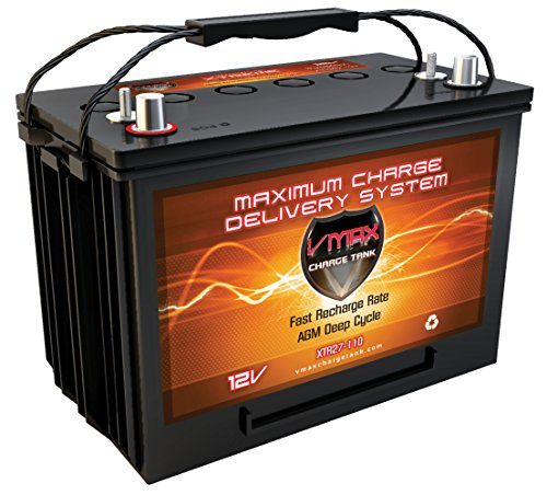 Top 10 VMAX Battery 12V - Automotive Replacement Batteries