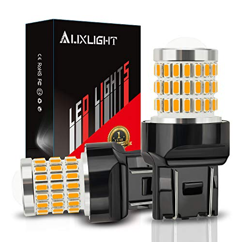 Top 10 7444NA Amber LED - Automotive Back Up Light Bulbs