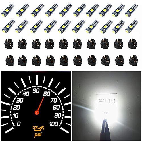 Top 10 Led Gauge Cluster Bulbs - Automotive Replacement Light Kit Gauges