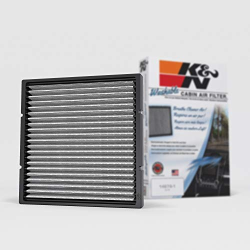Top 10 VF2002 K&N Cabin Air Filter - Automotive Replacement Passenger Compartment Air Filters