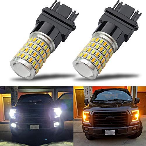 Top 10 HB3 LED Daytime Running Light Bulb - 480 Lumens - Automotive Turn Signal Bulbs
