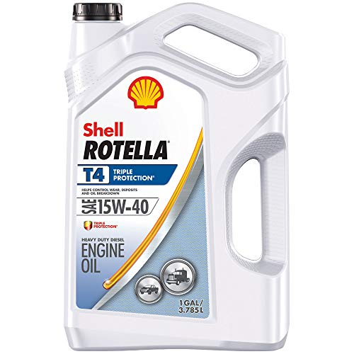 Top 10 Rotella 15W40 Diesel Oil - Motor Oils