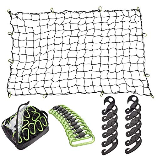 Top 9 Cargo Net for Truck Bed - Automotive Cargo Nets