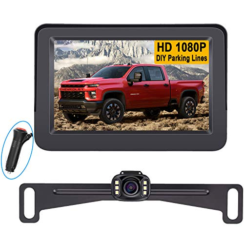 Top 10 Backup Camera with Monitor - Vehicle Backup Cameras