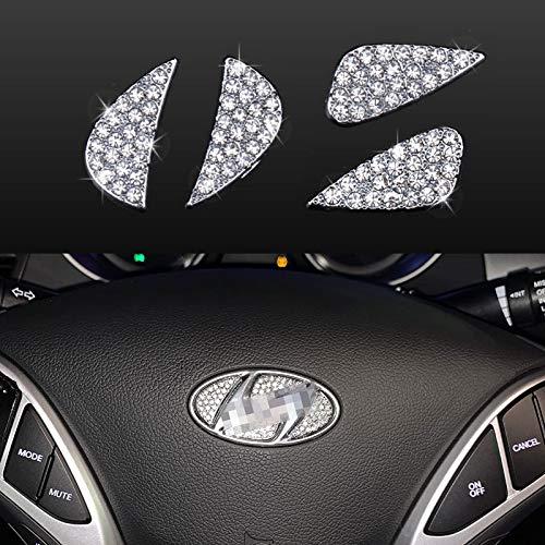 Top 10 Bling Car Accessories Hyundai - Steering Wheel Accessories