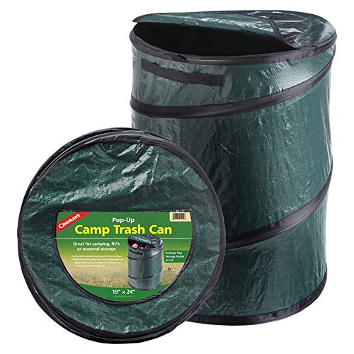 Top 10 Camper Accessories for Outside - Automotive Garbage Cans