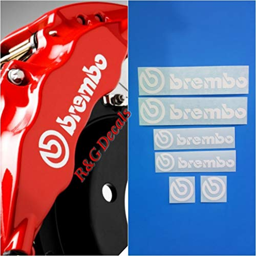 Top 10 Brembo Stickers for Calipers - Bumper Stickers, Decals & Magnets
