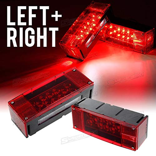 Top 10 Rectangle LED trailer Lights - Trailer Lighting