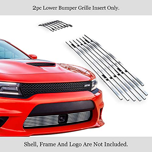 Top 10 2019 Dodge Charger RT Accessories - Grille Inserts