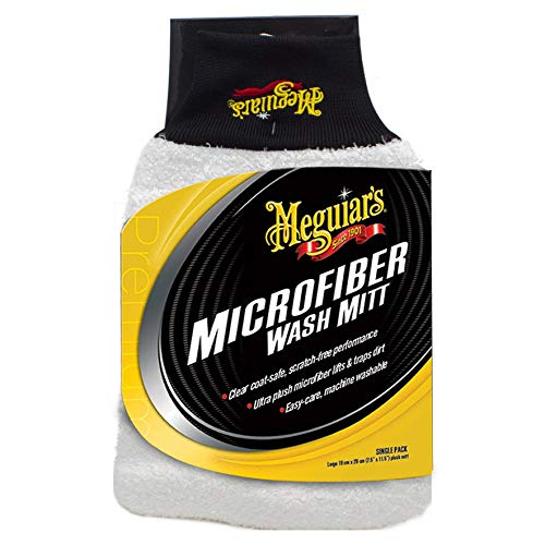 Top 10 Microfiber Wash Mitt - Cleaning Chamois