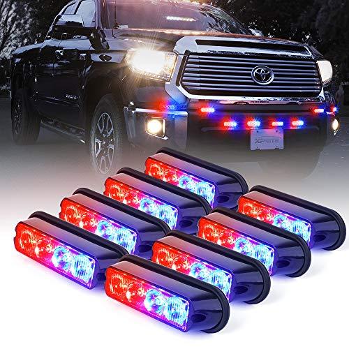 Top 10 Police Grill Lights - Automotive Lighting Assemblies