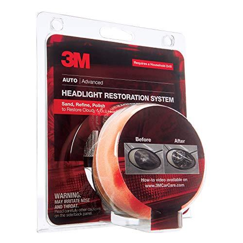 Top 8 Headlight Restoration Kit 3M - Automotive Headlight Restoration Kits