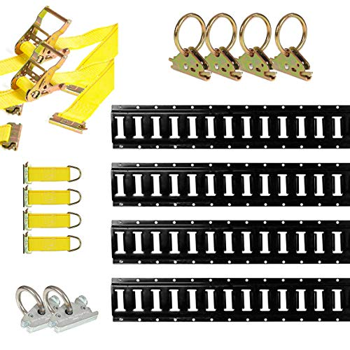 Top 10 E Track Tie Down Kit - Truck Tie Downs & Anchors