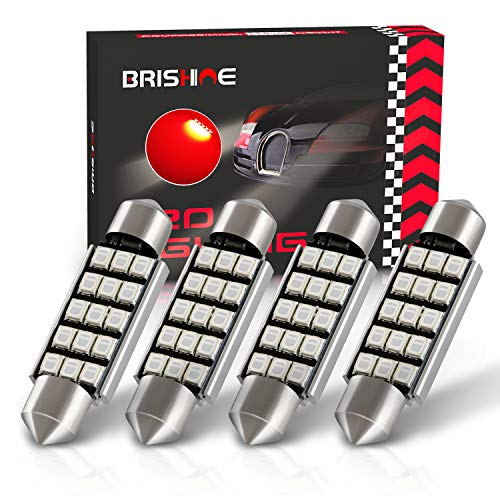 Top 9 212-2 Red LED Bulb - Automotive Light Bulbs