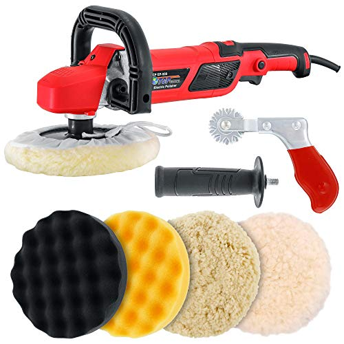 Top 9 Variable Speed Polisher - Body Repair Buffing & Polishing Pads