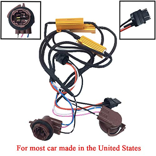 Top 9 Hyper Flash Resistor 3157 - Automotive Replacement Lighting Products