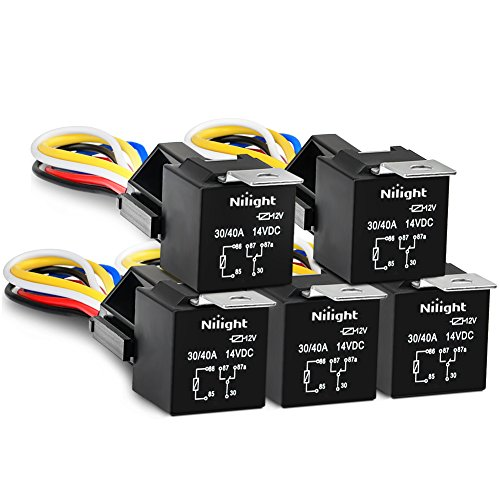 Top 10 Horn Relay Corolla 93 - Automotive Replacement Starter Relays