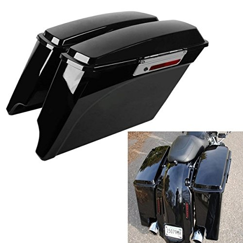Top 10 Harley-Davidson Parts And Accessories - Powersports Saddle Bags