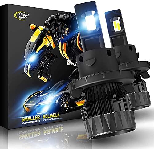 Top 10 Cougar Motor H13 LED Headlight Bulbs - Headlight & Taillight Conversion Kits