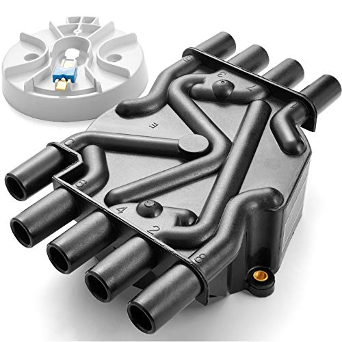 Top 10 Distributor Cap and Rotor Button - Automotive Replacement Distributor Cap & Rotor Kits