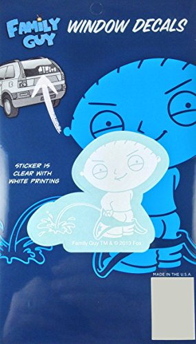 Top 10 Family Guy Sticker - Bumper Stickers, Decals & Magnets