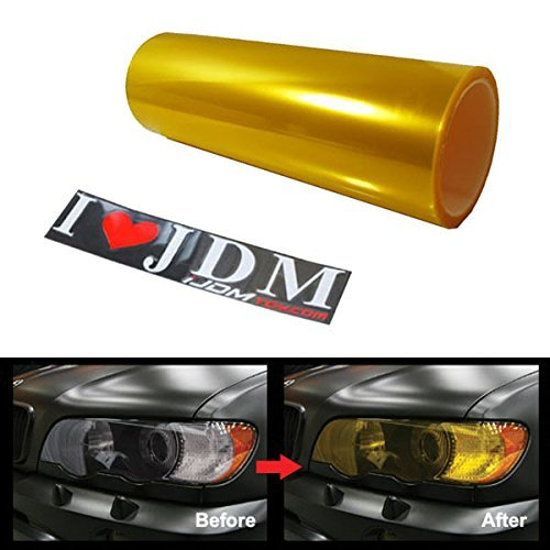 Top 9 Yellow Fog Light Tint - Automotive Vinyl Wraps
