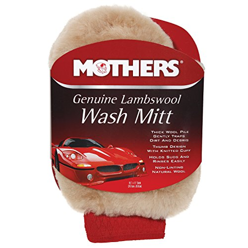 Top 10 Sheepskin Wash Mitt - Car Washing Sponges & Mitts