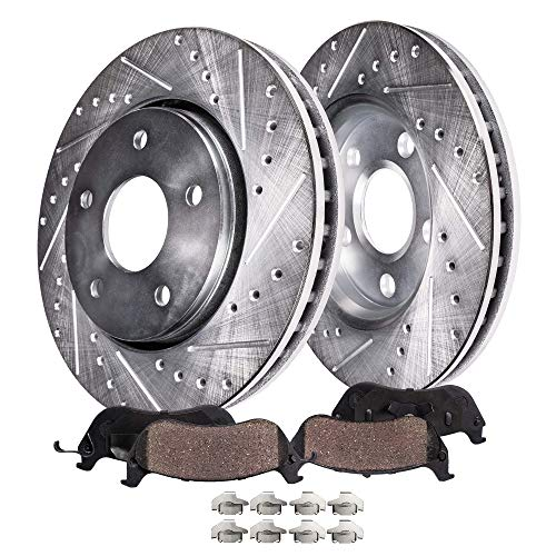 Top 10 2007 Chevy HHR Front Brake Pads and Rotors - Automotive Replacement Brake Kits