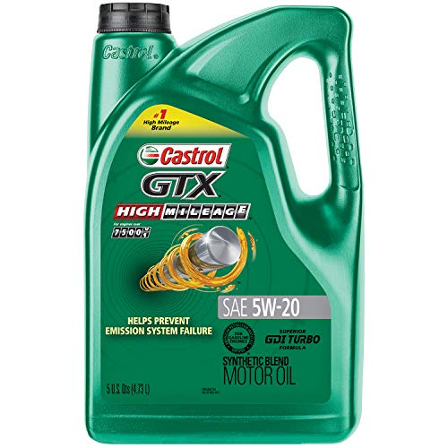 Top 10 5W-20 Motor Oil - Motor Oils