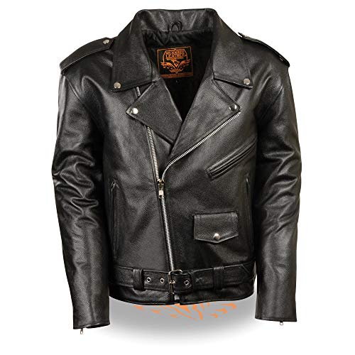 Top 10 Boys Leather Motorcycle Jacket - Powersports Protective Jackets