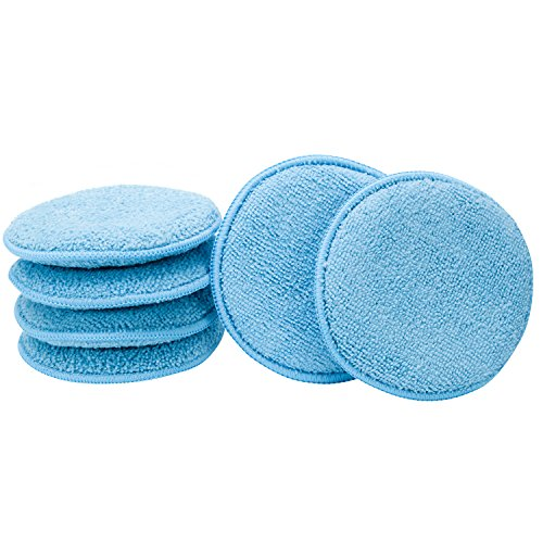 Top 10 Microfiber Applicator Pad - Cleaning Microfiber