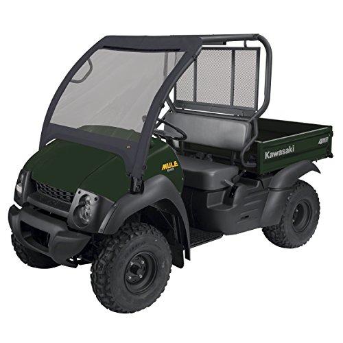 Top 9 Kawasaki Mule Accessories 610 - Powersports Windshields