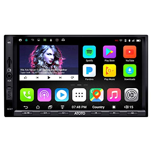 Top 10 Double DIN Stereo with Navigation - Car In-Dash Navigation GPS Units