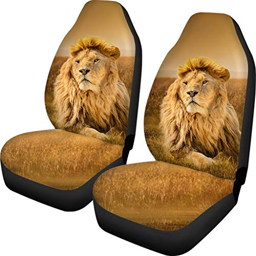 Top 10 Lion Car Seat Covers - Automotive Seat Cover Accessories