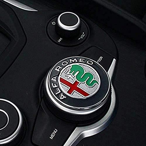 Top 10 Alfa Romeo Stelvio Accessories - Bumper Stickers, Decals & Magnets
