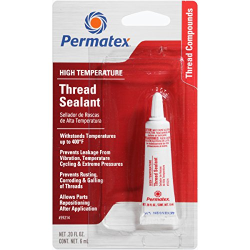 Top 9 Permatex Thread Sealant - Body Repair & Restoration Adhesives