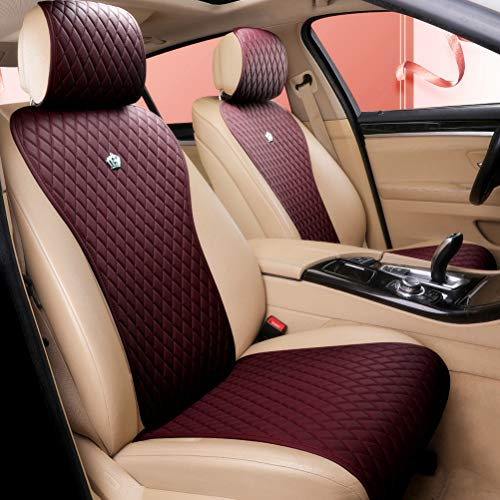 Top 10 Wine Red Seat Covers - Automotive Seat Covers & Accessories