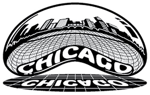 Top 10 Chicago Sticker for Water Bottle - Bumper Stickers, Decals & Magnets
