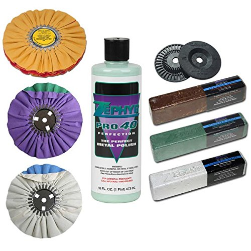 Top 8 Aluminum Polish Kit - Polishing & Waxing Kits
