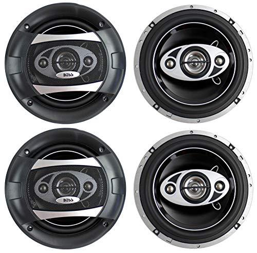 Top 10 Bocinas De Carro Audio - Car Coaxial Speakers