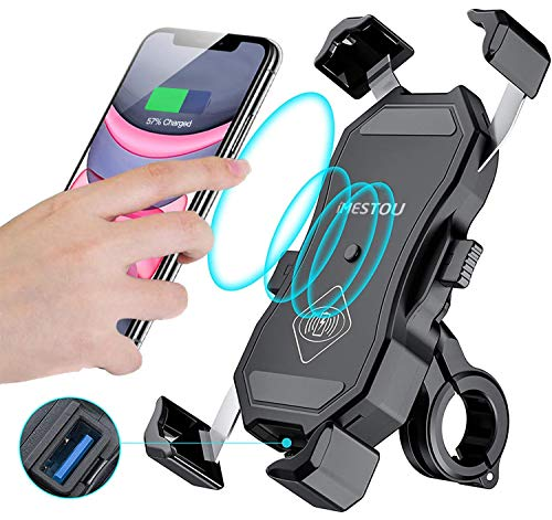 Top 10 Motorcycle Phone Mount Charger - Powersports Electrical Device Mounts