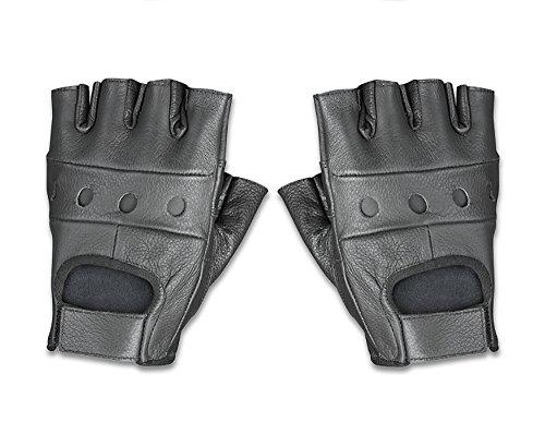 Top 9 Fingerless Gloves For Men - Powersports Gloves