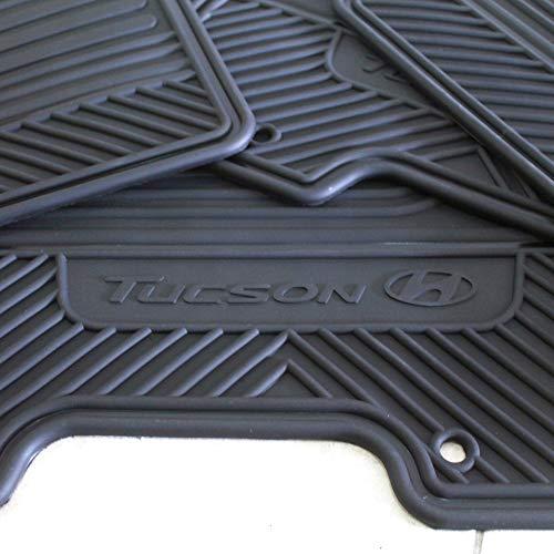 Top 9 Hyundai Tucson Accessories - Automotive Floor Mats