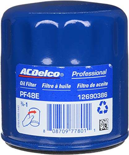 Top 8 ACDelco Oil Filter PF48E - Automotive Replacement Oil Filters