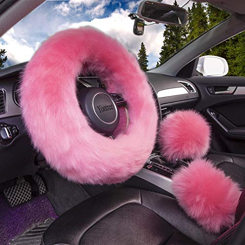 Top 10 Fuzzy Seat Covers - Steering Wheel Accessories