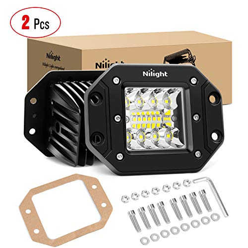 Top 10 Flush Mount Led Lights for Trucks - Automotive Light Bars