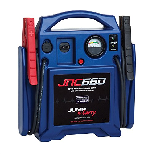 Top 8 Jump-N-Carry 12V Jump Starter 1700 Peak Amps - Automotive Replacement Batteries & Accessories